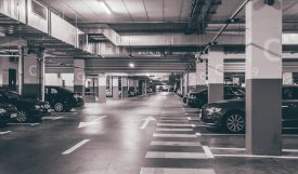 Housing ventilation, Garages and parking. CO2 detection